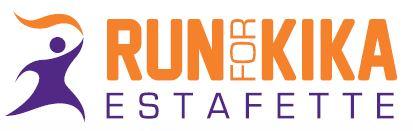 logo run4kika estafette